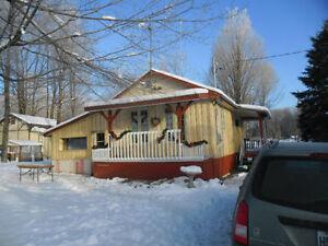 Maison rustique et chalet dans la nature à bon prix