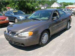 2001 Pontiac Grand Am SE