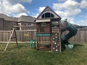 Big Backyard Centennial II Playset