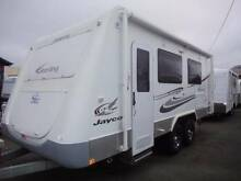 2010 Jayco 1961-4 Outback Sterling Caravan Moonah Glenorchy Area Preview