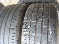 185 60 15 Continental,Sp Sport 01,84H, x2 A Pair, 6.0mm (168 High Road, RM6 6LU)