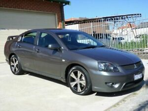 2008 Mitsubishi 380 DB Series III VR-X Grey 5 Speed Sports Automatic Sedan Mount Lawley Stirling Area Preview