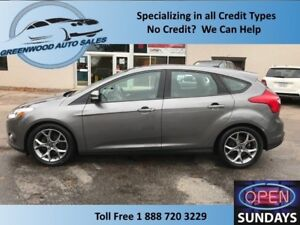 2014 Ford Focus SE! PRICED TO MOVE!! CALL TODAY!