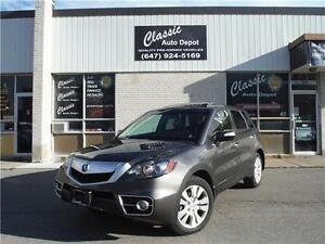2010 ACURA RDX SUV**CERTIFIED**BACK UP CAMERA**