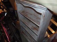 Pine Upcycled Bookcase