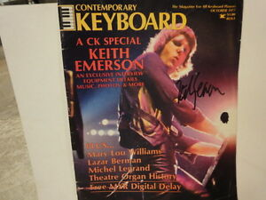KEYBOARD/ELECTRONIC MUSICIAN magazines back issues ... North Shore Greater Vancouver Area image 2