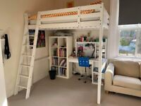 IKEA cabin loft bed