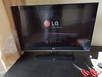 "LG 42"" full HD Freeview TV - Collection Derby"