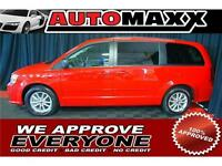 2014 Dodge Grand Caravan SXT Sto-Go / Alloys $169 Bi-Weekly! APP