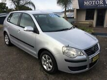 2006 Volkswagen Polo  Silver 5 Speed Manual Hatchback Springwood Blue Mountains Preview