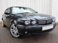 Jaguar X-Type 2.2 D S ....Beautiful in Black, this Gorgeous Diesel X-Type Has Just Arrived in Stock
