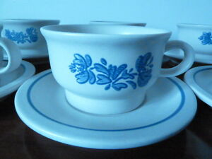 PFALTZGRAFT YORKTOWNE  CUP & SAUCER...........REDUCED Windsor Region Ontario image 2
