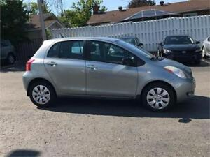 "2008 Toyota Yaris ""LE""-ONLY 124,000 KM-NAVIGATION-EXTRA CLEAN!"