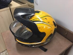 Youth Full Face Snowmobile Helmut