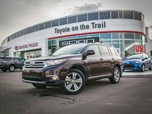 2013 Toyota Highlander Sport, 3M Hood, Leather, Heated Seats, Ba