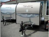 2016 White Water Retro Junior 509 Travel Trailer