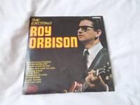 Vinyl LP The Exciting – Roy Orbison Hallmark SHM 824 1975 Stereo