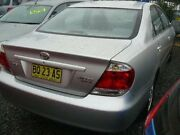 2005 Toyota Camry ALTISE ACV36R UPGRADE Silver Ash 4 Speed Automatic Sedan Wauchope Port Macquarie City Preview