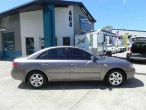 2006 Hyundai Sonata NF Grey 5 Speed Manual Sedan Earlville Cairns City Preview