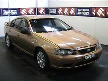 2006 Ford Falcon BF Wired 4 Speed Automatic Sedan Cardiff Lake Macquarie Area Preview
