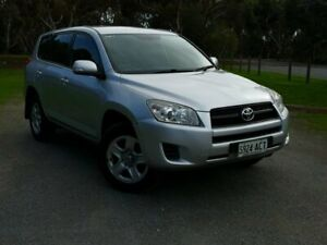 2009 Toyota RAV4 ACA33R MY09 CV Silver 4 Speed Automatic Wagon Mile End South West Torrens Area Preview