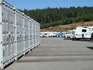 Storage Containers from $69/mo for 80 sq ft - $129/mo for 160 sq