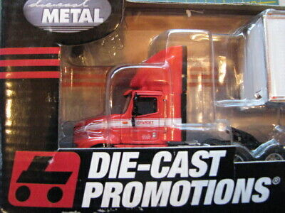 Die-Cast Promotions Target Stores International 9100i Day Cab with Trailer scale
