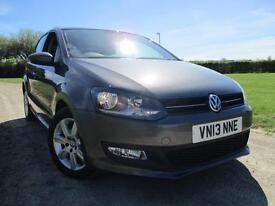 Volkswagen Polo 1.2TDI ( 75ps ) Blue Tooth Match Edition