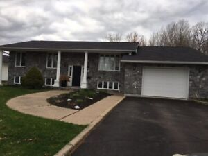 House for Rent in Dieppe !! Everything Incl with option to buy!