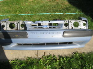 Mustang front bumper cover