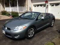 2008 Mitsubishi Eclipse Spyder GS Convertible