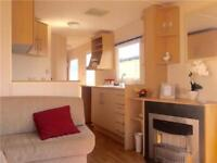 Durham - static 8 berth caravan 12 month site ideal for families