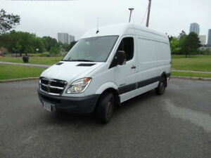 DODGE SPRINTER 2500  /  Mercedes-Benz