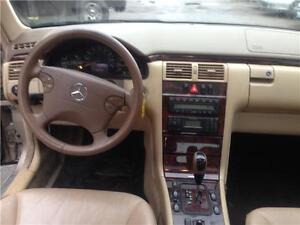 2001 Mercedes-Benz E-Class E320**LEATHER****SUNROOF***ONLY 154KM London Ontario image 5
