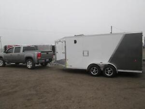 FULLY LOADED SNOWMOBILE TRAILERS AT DISCOUNTED PRICES ALL SIZES London Ontario image 16