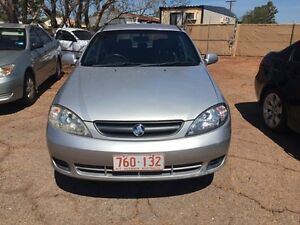 2006 Holden Viva  Silver 4 Speed Automatic Hatchback Hidden Valley Darwin City Preview