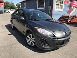 2011 Mazda Mazda3 GX | CarLoans Available For Any Credit
