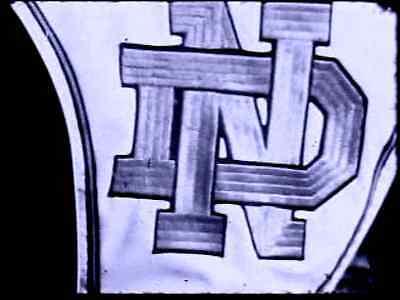 1970 Notre Dame Football Highlights DVD Sound