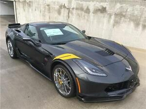 2017 Chevrolet Corvette Stingray Grand Sport fully loaded