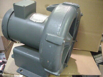 Ametek Rotron Regenerative Blower Vacuum Pump 1.5hp 3ph Dr454r72 Gast