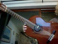 Brand New Valencia Custom CG30R Classical Guitar With Hard Case