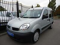 2008 RENAULT KANGOO 1.6 16v AUTOMATIC AUTHENTIQUE WHEELCHAIR ACCESS VEHICLE