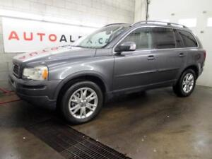 2007 Volvo XC90 3.2 AWD 7 PASSAGER DVD CUIR TOIT OUVRANT MAGS