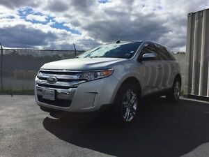 2013 Ford Edge LIMITED Y.E.S. WAS $26,950 NOW $22,977