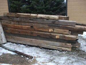 beam de bois de grange poutre et planche voir 5 photos