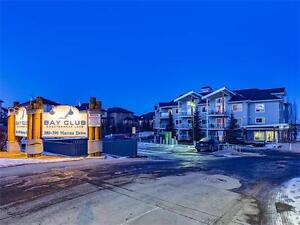 PETS OK. 2 BED CONDO in CHESTERMERE! WATER FRONT w/2 CAR PARKING