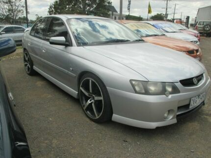 2003 Holden Commodore VY II SS Silver 4 Speed Automatic Sedan Werribee Wyndham Area Preview