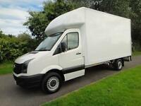 Volkswagen Crafter 2.0TDi (136PS) CR35 LWB