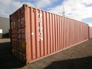 ISO SEA CANS/SHIPPING CONTAINERS