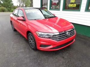 2019 Volkswagen Jetta Highline for only $205 bi-weekly all in!